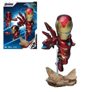 Avengers: Endgame Iron Man Mark 50 MEA-011 Figure - Previews Exclusive