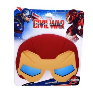 Captain America: Civil War Iron Man Sun-Staches