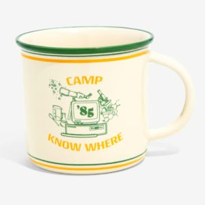 Funko Stranger Things Camp Know Where Mug