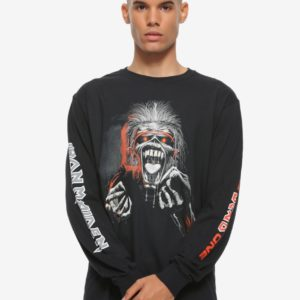 Iron Maiden A Real Dead One Long-Sleeve T-Shirt