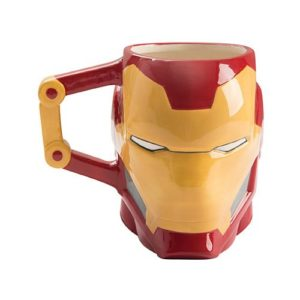 Iron Man 20 oz. Sculpted Ceramic Mug
