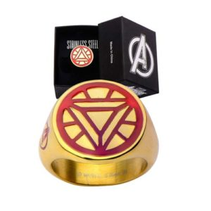 Iron Man Arc Reactor Ring