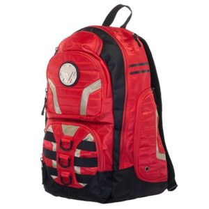 Iron Man Built Laptop Backpack