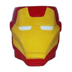 Iron Man Head 3D Mug