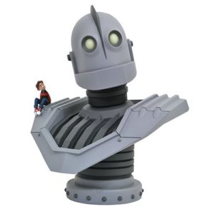 Legends in 3D The Iron Giant Resin Bust