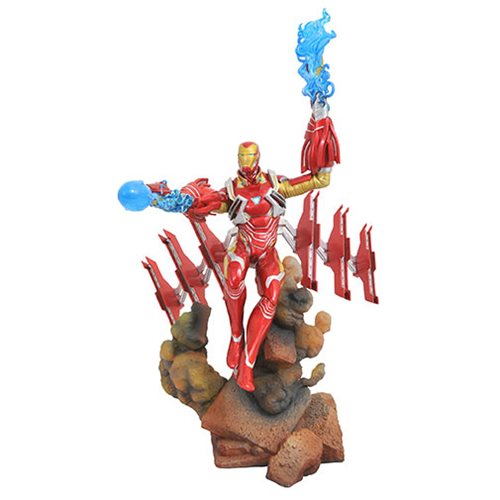 Marvel Gallery Avengers Infinity War Iron Man Mark 50 Statue