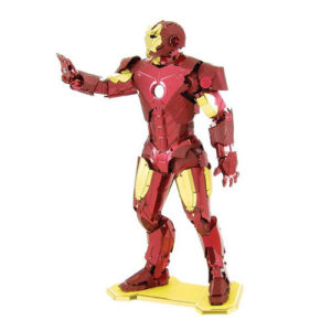 Marvel Iron Man Mark IV Metal Earth Model Kit