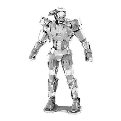 Marvel Iron Man War Machine Mark II Metal Earth Model Kit