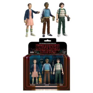 Stranger Things Action Figure 3-Pack Set #1