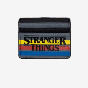 Stranger Things Cardholder