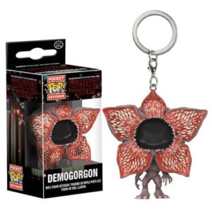 Stranger Things Demogorgon Open Face Pocket Pop! Key Chain