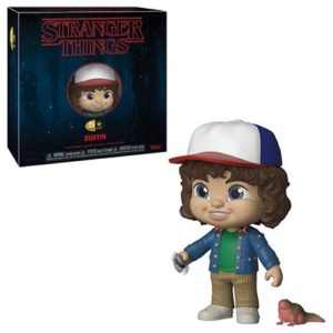 Stranger Things Dustin 5 Star Vinyl Figure