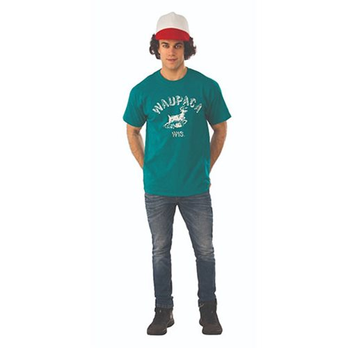 Stranger Things Dustin's Waupaca T-Shirt