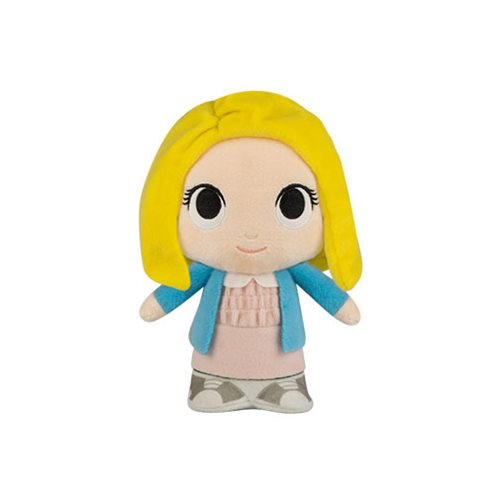 Stranger Things Eleven with Wig Super Cute Plush