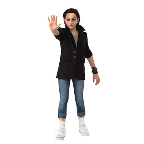 Stranger Things Eleven's Punk Costume Set