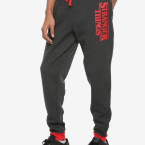 Stranger Things Logo Sweatpants