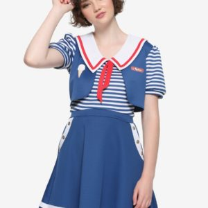 Stranger Things Robin Scoops Ahoy Dress