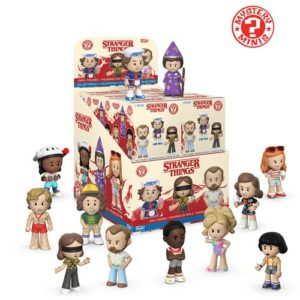 Stranger Things Season 3 Mystery Minis Display Case