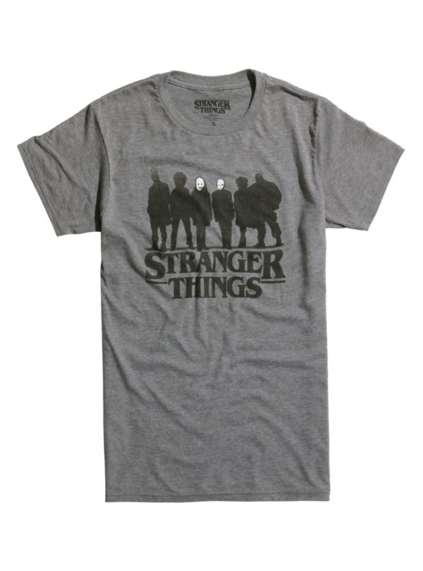 Stranger Things Silhouette T-Shirt