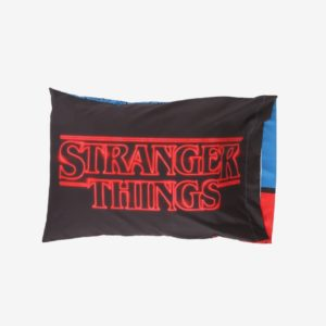 Stranger Things Silhouettes Pillowcase Set
