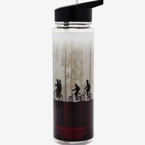 Stranger Things Silhouettes Water Bottle
