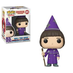 Stranger Things Will the Wise Pop! Vinyl Figure
