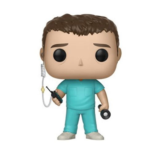 Strangers Things Bob in Scrubs Pop! Vinyl Figure