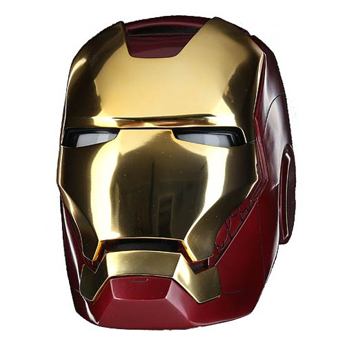 The Avengers Iron Man Mark VII Helmet Prop Replica