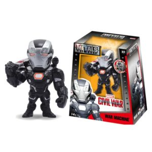 War Machine 4-Inch Metals Die-Cast Action Figure