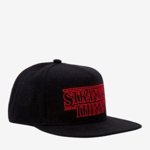 Loungefly Stranger Things Upside Down Snapback Hat