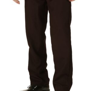 Adult Brown Fancy Dress Costume Pants