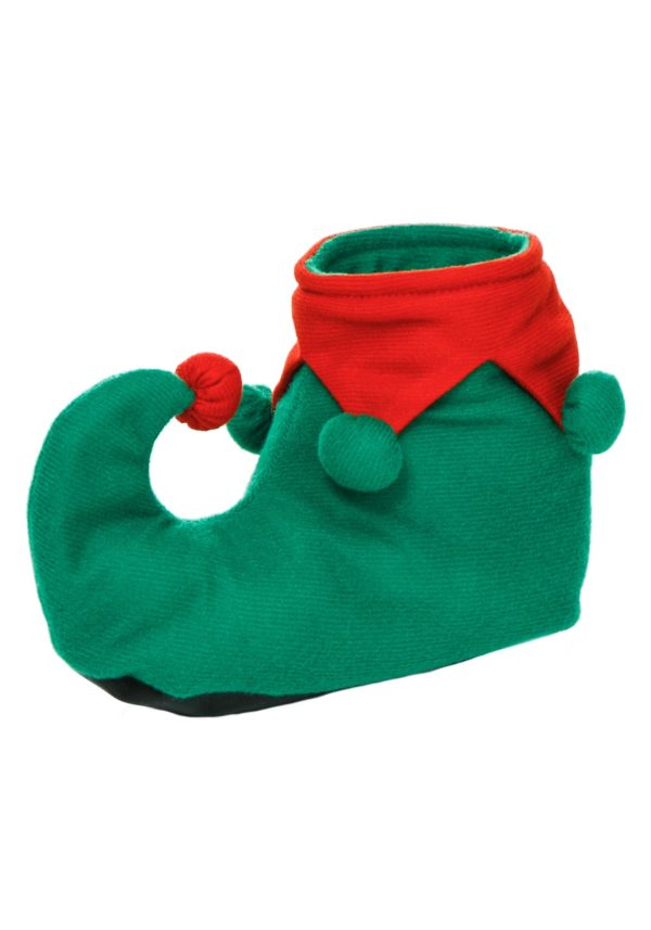 Adult Christmas Elf Shoes
