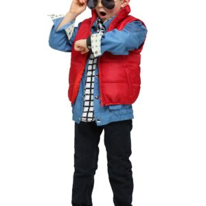 Back to the Future Marty McFly Costume for Toddlers