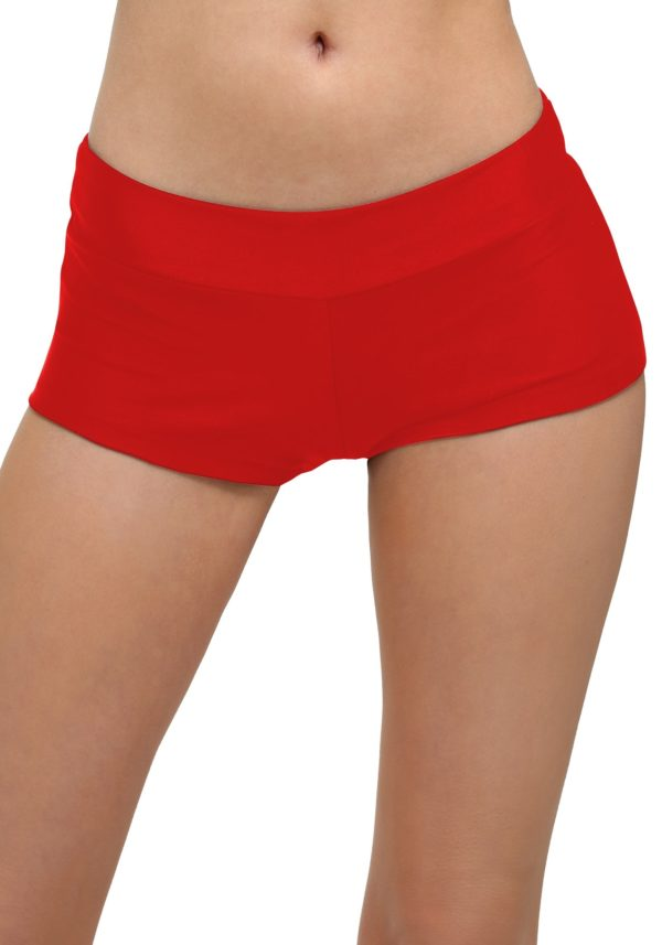 Deluxe Red Hot Pants