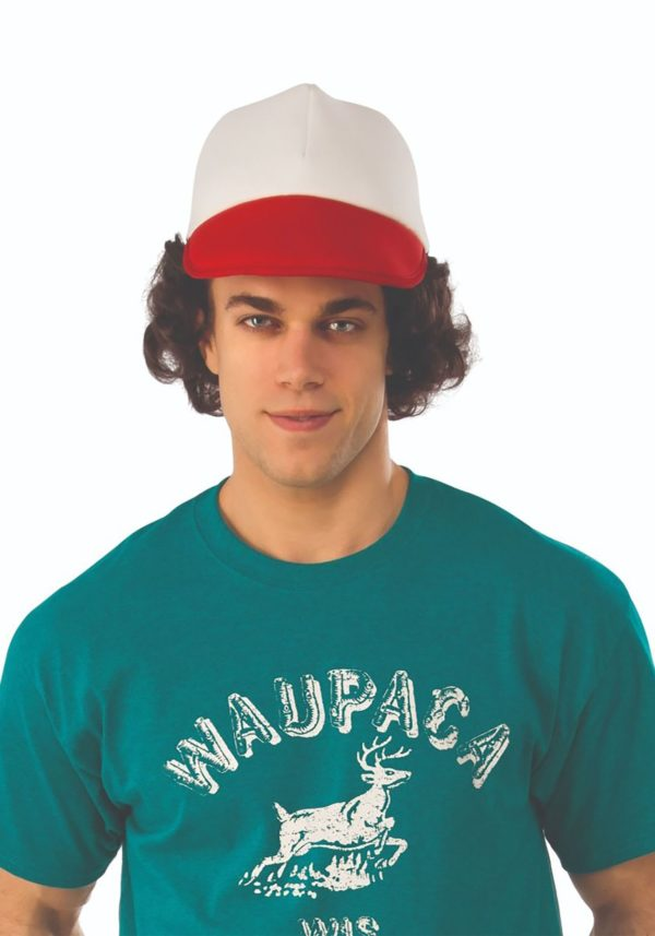 Dustin Stranger Things Waupaca Wig