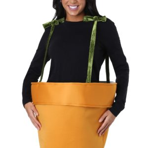 Flower Pot Fancy Dress Costume for Adults