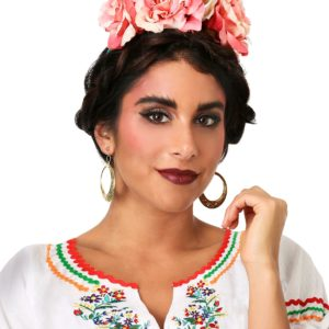 Frida Kahlo Flower Adult Headband