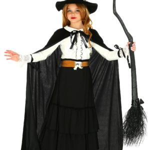 Girl's Salem Witch Costume