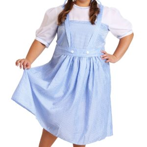 Kansas Girl Plus Size Costume 18