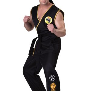 Karate Kid Cobra Kai Costume for Men