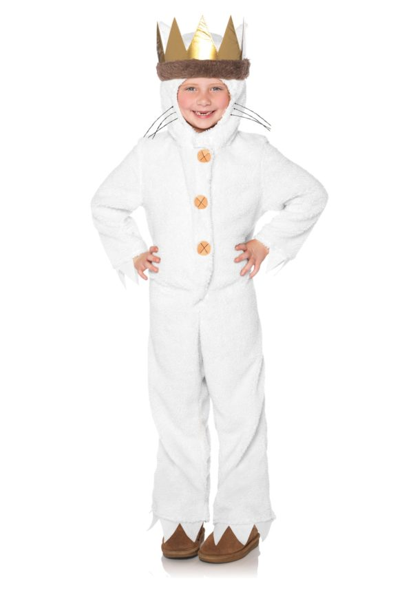 Kids Max Where the Wild Things Are Costume