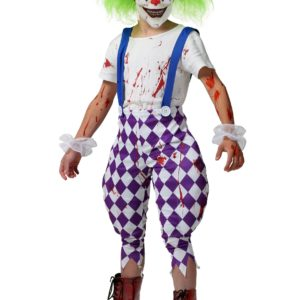 Nightmare Clown Costume for Kids