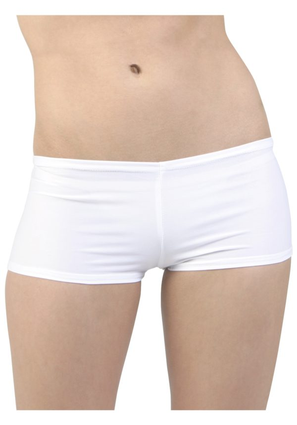 Sexy White Hot Pants