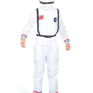 Space Astronaut Costume for a Boy