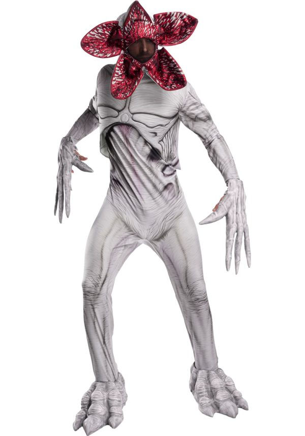 Stranger Things Demogorgon Fancy Dress Costume for Adults