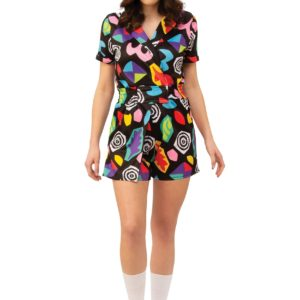 Stranger Things Eleven Mall Fancy Dress Costume for Women