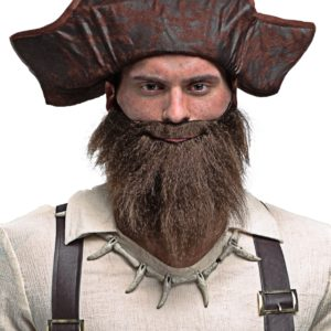 Swashbuckling Pirate Beard for Adults