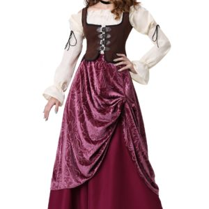 Tavern Wench for Women Plus Size Costume