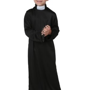 Toddler Priest Costume