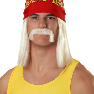 Wrestling Legend Men's Wig